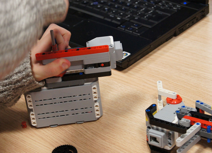 zbuduj własne robota